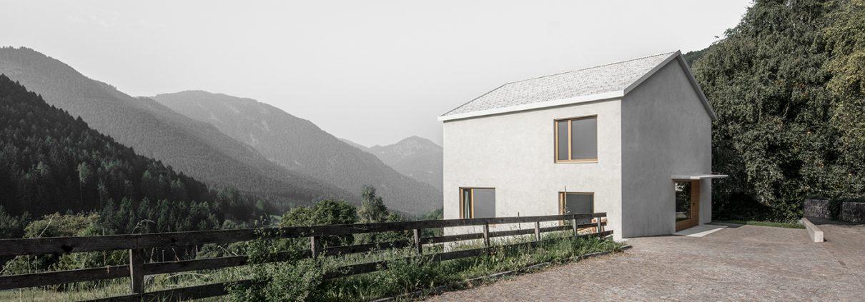 Haus Am Hörmannweg. Fertigstellung. Zum Projekt